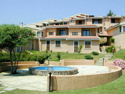Il Borgo (PCR212), Maison 8 personnes à Porto Corallo