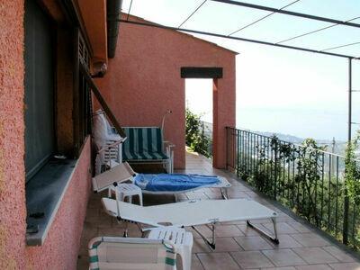 Villino del Sole, Maison 4 personnes à Sanremo