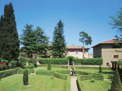 Villa Barberino, Location Gite à Meleto - Photo 8 / 17