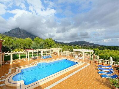 L'Atzubia, Villa 13 personnes à Benidorm