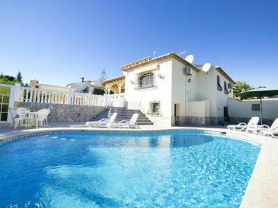 Villa Alegría ***, ensoleillée offrant de nombreux espaces en extérieur