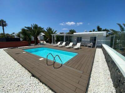 Villa Patricia, Maison 6 personnes à Playa Blanca