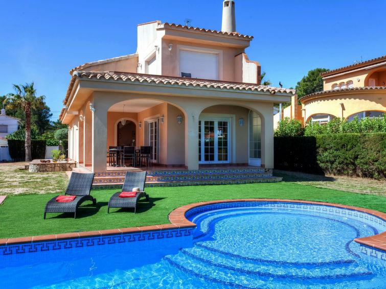Villa Caleta, Location Villa à L'Ametlla de Mar - Photo 0 / 26