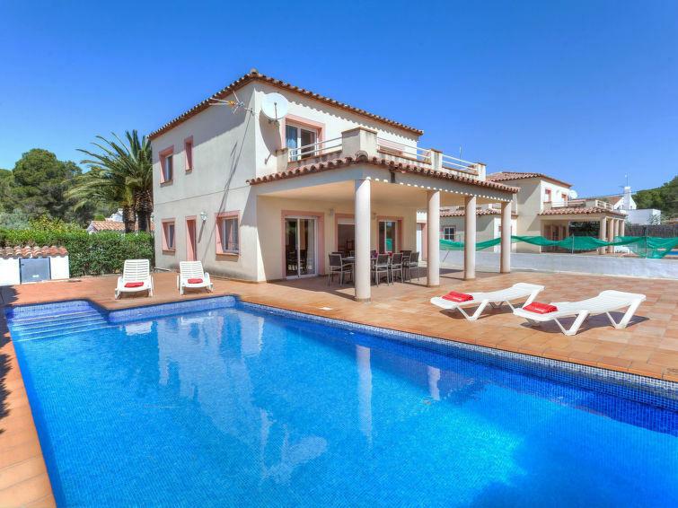 Villa Cala Nova A, Location Villa à L'Ametlla de Mar - Photo 0 / 19
