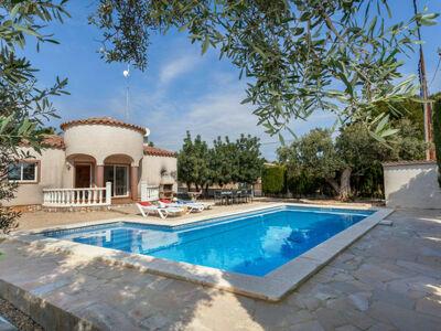 Villa Cala Vidre B, Villa 9 personnes à L'Ametlla de Mar