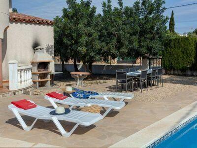 Villa Cala Vidre B, Location Villa à L'Ametlla de Mar - Photo 13 / 20