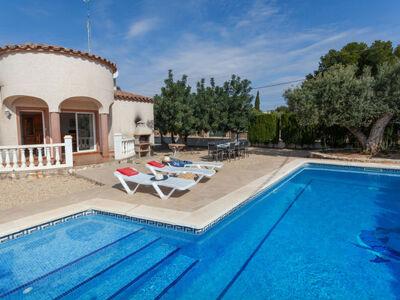 Villa Cala Vidre B, Location Villa à L'Ametlla de Mar - Photo 14 / 20