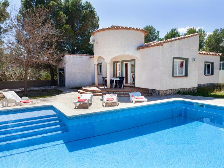 Villa Sant Jordi, Location Villa à L'Ametlla de Mar - Photo 0 / 20