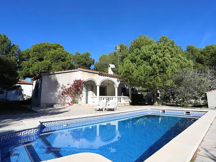 Villa Nido, Location Villa à L'Ametlla de Mar - Photo 0 / 12
