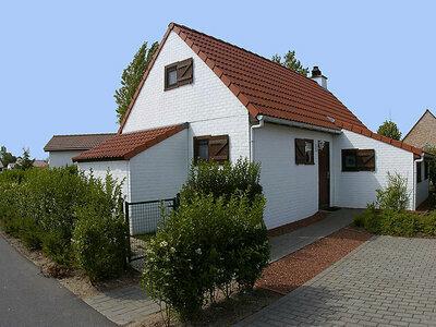 Vissershuis, Maison 6 personnes à De Haan