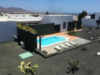 Villa Nerea, Maison 6 personnes à Playa Blanca