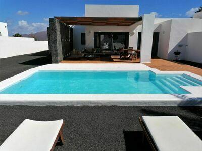 Bellavista, Maison 4 personnes à Playa Blanca