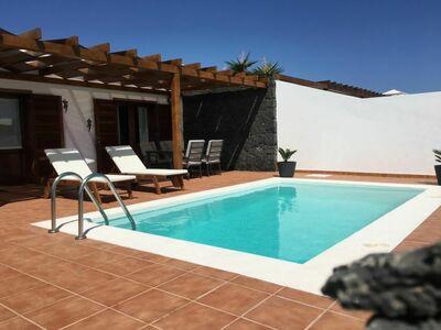 Villa Paula, Maison 6 personnes à Playa Blanca