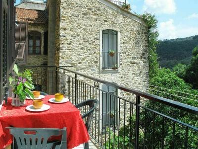 Casa Simona (DOL134), Maison 4 personnes à Dolcedo