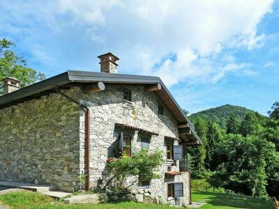 Alpe, Maison 6 personnes à Castelveccana