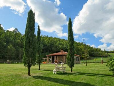 Dilia, Maison 4 personnes à Boccheggiano