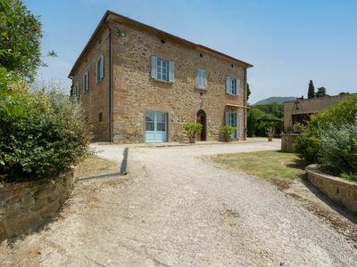 Santa Lucia (CFT200), Maison 7 personnes à Castiglion Fiorentino