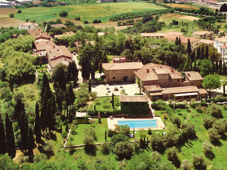 Villa Barberino, Location Gite à Meleto - Photo 0 / 19