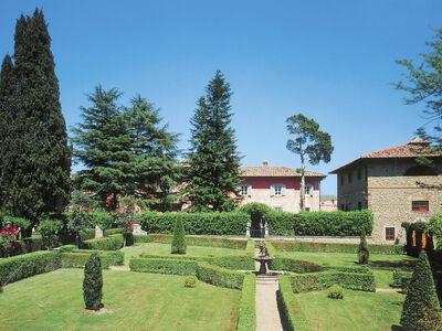 Villa Barberino, Location Gite à Meleto - Photo 9 / 19