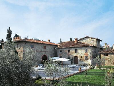 Villa Barberino, Location Gite à Meleto - Photo 11 / 19