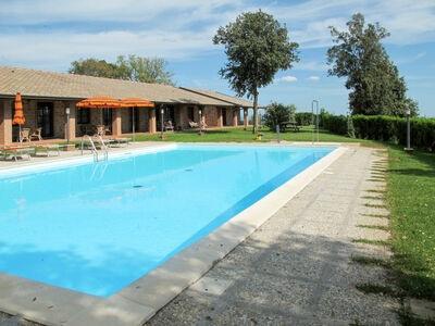 Vista Lago 1, Maison 4 personnes à Massa Marittima