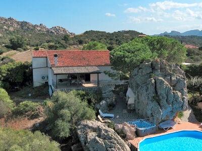 La Licciola (BSA170), Maison 8 personnes à Baia Sardinia