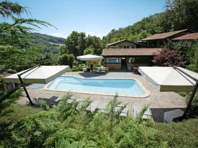 Bianco (SVN100), Gite 4 personnes à Serravalle Langhe