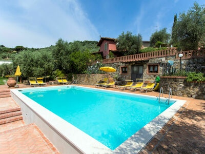 Girasole (MTM164), Maison 6 personnes à Montecatini Terme