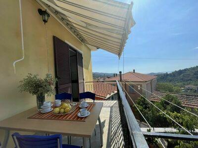 Casa Maria (DOL135), Maison 7 personnes à Dolcedo