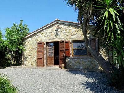 Il Campo (CMT250), Maison 4 personnes à Casale Marittimo