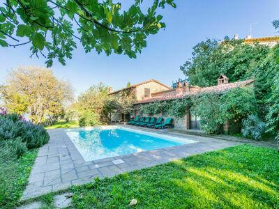 Belvedere (GAI150), Gite 6 personnes à Gaiole in Chianti