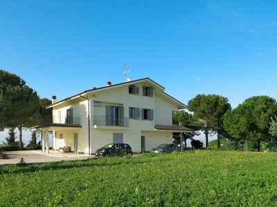 Michela (PIT232), Maison 10 personnes à Pineto