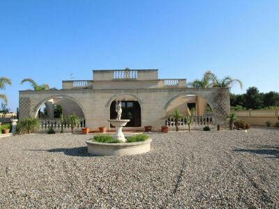 Alberto, Villa 10 personnes à Torricella