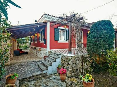 Anemelia, Villa 4 personnes à Tragaki