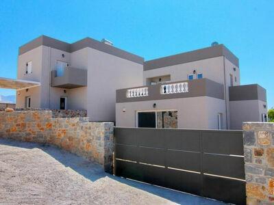 Villa Athena, Maison 4 personnes à Milatos