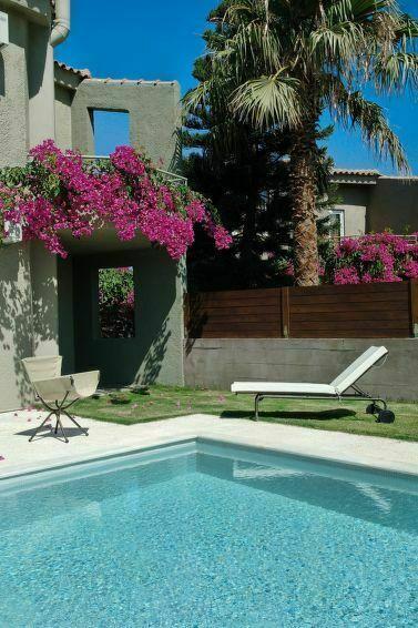 H & D Villa, Villa 4 personnes à Anissaras