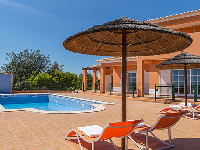 Casa da Horta, Villa 8 personnes à Alcantarilha