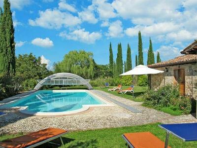 Casa Ingrid (MSI140), Gite 10 personnes à Marsciano