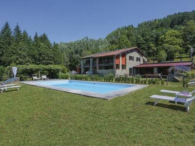 Castagno (CNG222), Maison 6 personnes à Castelnuovo di Garfagnana