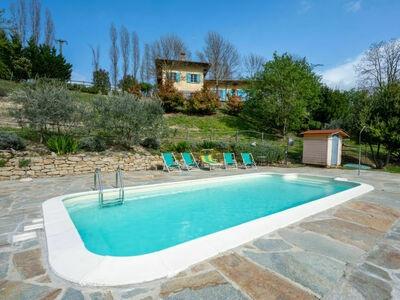 La Rovere (COB152), Maison 16 personnes à Cossano Belbo