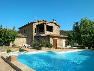 Casa Alessandro, Gite 4 personnes à Lago di Bolsena