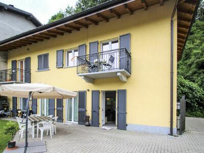 Carmen, Maison 6 personnes à Brissago Valtravaglia