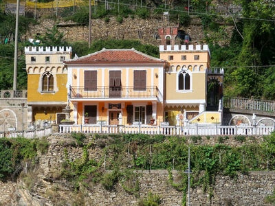 Villa Castello, Maison 5 personnes à Badalucco