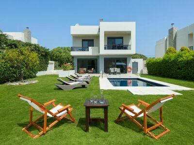 Villa Elena, Villa 8 personnes à Ialyssos