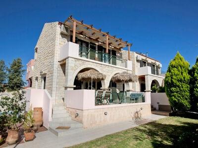Stalos Villa II, Villa 5 personnes à Agia Marina