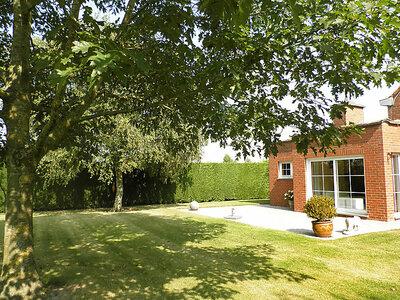 Hulstehof, Gite 8 personnes à Zarren