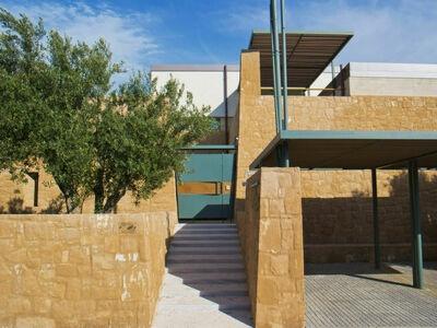 Kondomari Villa, Villa 7 personnes à Maleme, Chania