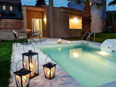 Maison de vacances sereine en Saxe avec terrasse privée