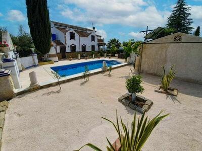 Villa San Luis, Maison 8 personnes à Moriles