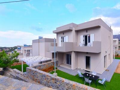Villa Zeus, Maison 4 personnes à Milatos